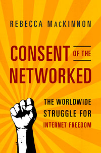 Consent of the Networked book cover