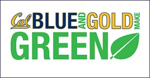 Blue &  Gold Make Green logo