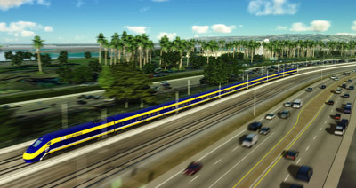 CA high-speed rail