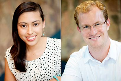 Two young math/science teachers win $175,000 grants aimed at bolstering STEM education