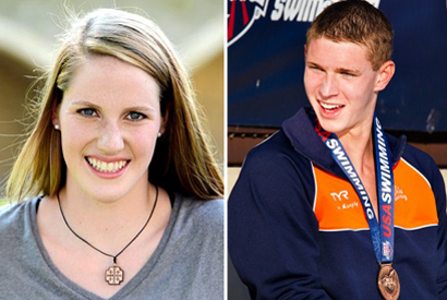 Missy Franklin, Ryan Murphy