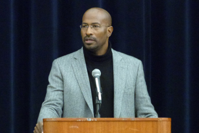 In Savio's spirit, Van Jones calls for end to 'silence from the left'