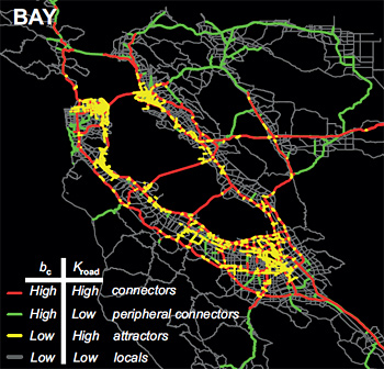 Cellphone Gps Data Suggest New Strategy For Alleviating Traffic Tie