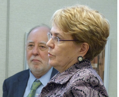Jane Lubchenco and Graham Fleming