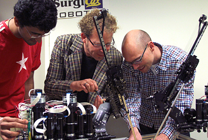 Big NSF grant funds research into training robots to work with humans