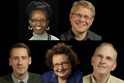 Berkeley's top teaching honor goes to five faculty