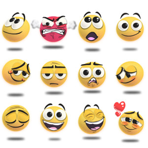 UC Berkeley psychologists have helped create more complex emoticons ...
