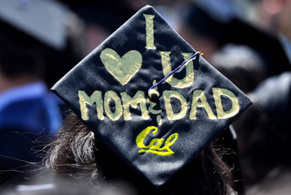 Eric Holder, Jerry Brown, Steve Wozniak among graduation speakers