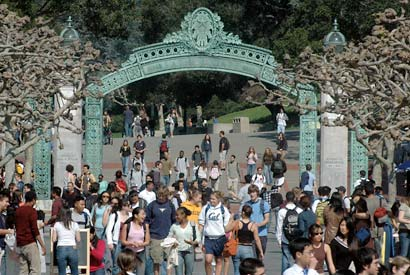 Record number of students choose UC Berkeley